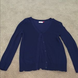 Perfectly Soft Perfectly You navy cardigan